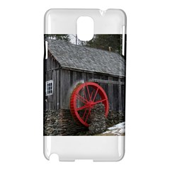 Vermont Christmas Barn Samsung Galaxy Note 3 N9005 Hardshell Case