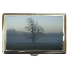 Foggy Tree Cigarette Money Case