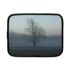Foggy Tree Netbook Sleeve (Small)