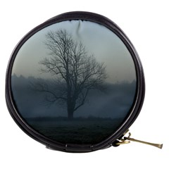 Foggy Tree Mini Makeup Case