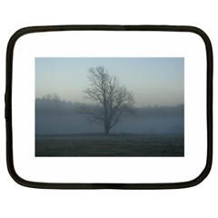 Foggy Tree Netbook Sleeve (xxl)
