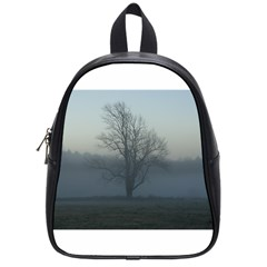 Foggy Tree School Bag (Small)
