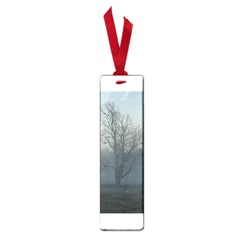 Foggy Tree Small Bookmark