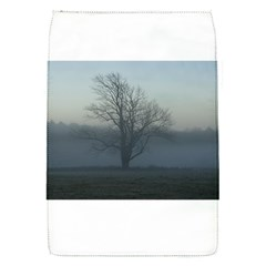 Foggy Tree Removable Flap Cover (Small)