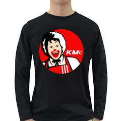 The Fast Food Republic Long Sleeve Dark T Shirt
