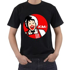 The Fast Food Republic Black T-Shirt
