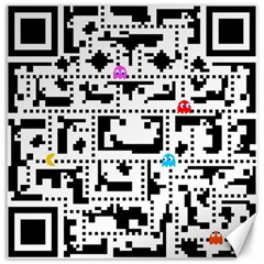 Extraordinary QR Canvas 20  x 20