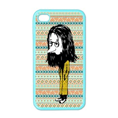 The Cheeky Buddies Apple iPhone 4 Case (Color)