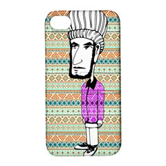 The Cheeky Buddies Apple iPhone 4/4S Hardshell Case with Stand