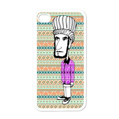 The Cheeky Buddies Apple Iphone 4 Case (white)