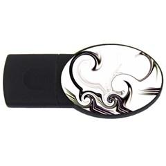 L491 2GB USB Flash Drive (Oval)