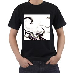 L491 Mens' T-shirt (Black)