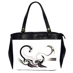 L491 Oversize Office Handbag (Two Sides)