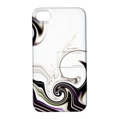 L491 Apple Iphone 4/4s Hardshell Case With Stand