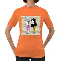The Cheeky Buddies Women s Dark T Shirt
