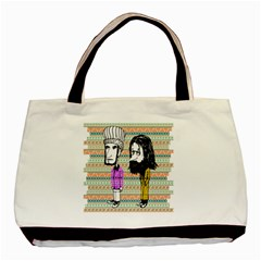 The Cheeky Buddies Classic Tote Bag (Two Sides)