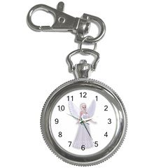 Beautiful fairy nymph faerie fairytale Key Chain & Watch