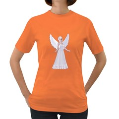 Beautiful Fairy Nymph Faerie Fairytale Womens' T Shirt (colored)