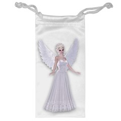 Beautiful fairy nymph faerie fairytale Jewelry Bag