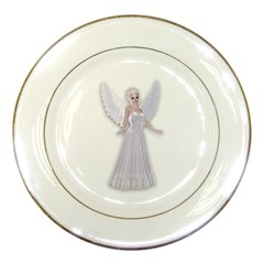 Beautiful fairy nymph faerie fairytale Porcelain Display Plate