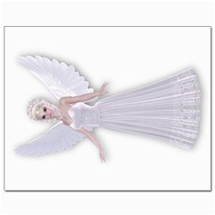 fairy canvas Canvas 8  x 10  (Unframed)