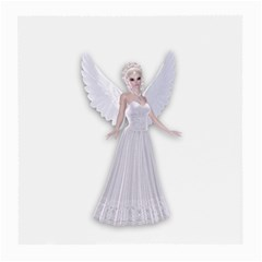Beautiful Fairy Nymph Faerie Fairytale Glasses Cloth (medium, Two Sided)