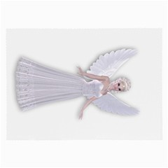 Beautiful fairy nymph faerie fairytale Glasses Cloth (Large)
