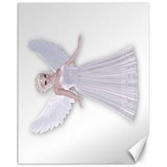 Beautiful fairy nymph faerie fairytale Canvas 11  x 14  (Unframed)