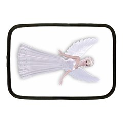 Beautiful fairy nymph faerie fairytale Netbook Sleeve (Medium)