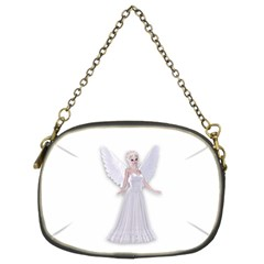Beautiful fairy nymph faerie fairytale Chain Purse (Two Sided)