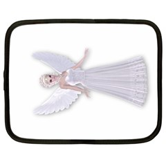 Beautiful fairy nymph faerie fairytale Netbook Sleeve (XL)