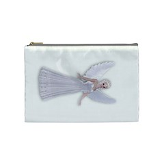 Beautiful Fairy Nymph Faerie Fairytale Cosmetic Bag (medium)