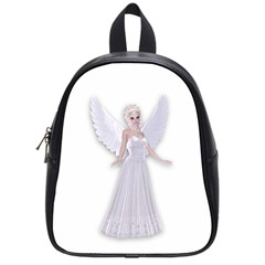 Beautiful fairy nymph faerie fairytale School Bag (Small)