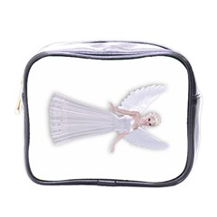 Beautiful fairy nymph faerie fairytale Mini Travel Toiletry Bag (One Side)