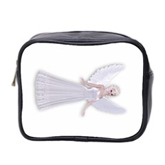 Beautiful fairy nymph faerie fairytale Mini Travel Toiletry Bag (Two Sides)