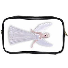Beautiful fairy nymph faerie fairytale Travel Toiletry Bag (Two Sides)