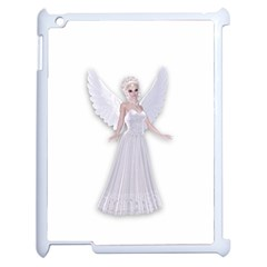 Beautiful Fairy Nymph Faerie Fairytale Apple Ipad 2 Case (white)