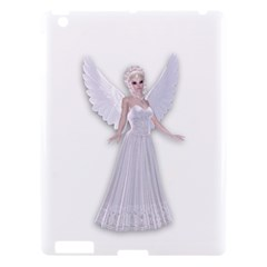 Beautiful fairy nymph faerie fairytale Apple iPad 3/4 Hardshell Case
