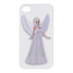 Beautiful fairy nymph faerie fairytale Apple iPhone 4/4S Premium Hardshell Case