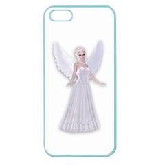 Beautiful Fairy Nymph Faerie Fairytale Apple Seamless Iphone 5 Case (color)