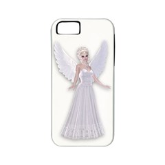Beautiful Fairy Nymph Faerie Fairytale Apple Iphone 5 Classic Hardshell Case (pc+silicone)