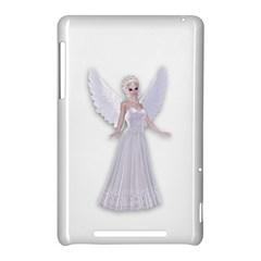 Beautiful fairy nymph faerie fairytale Google Nexus 7 (2012) Hardshell Case