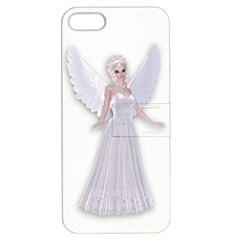 Beautiful Fairy Nymph Faerie Fairytale Apple Iphone 5 Hardshell Case With Stand