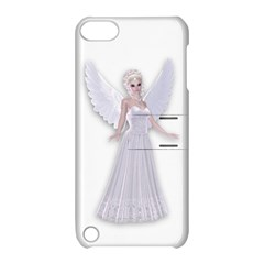 Beautiful fairy nymph faerie fairytale Apple iPod Touch 5 Hardshell Case with Stand