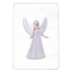 Beautiful fairy nymph faerie fairytale Removable Flap Cover (Large)