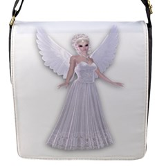Beautiful fairy nymph faerie fairytale Removable Flap Cover (Small)
