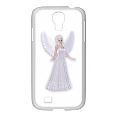 Beautiful fairy nymph faerie fairytale Samsung GALAXY S4 I9500/ I9505 Case (White)
