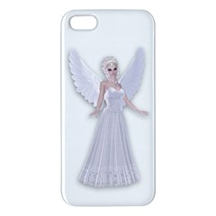 Beautiful fairy nymph faerie fairytale iPhone 5S Premium Hardshell Case