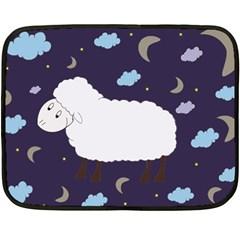 Time To Dream  Mini Fleece Blanket (single Sided)