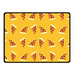 Pizza All Day, Everyday Fleece Blanket (small)